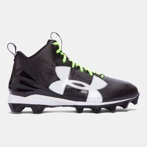 Under Armor RM Crusher Football Cleats New